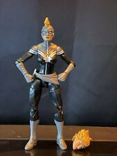 Hasbro Marvel Legends Unlimited Exclusive Grey Costume Captain Marvel Loose