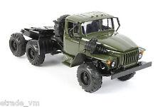 Militär URAL 43202 KALTER KRIEG Modell 1:43 UdSSR DDR USSR ZIL  VAZ WOLGA KAMAZ