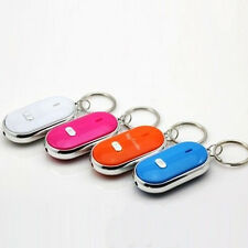Whistle Sound Control LED Finder  Finder Keychain Alarm Locator Tracker Lost Key