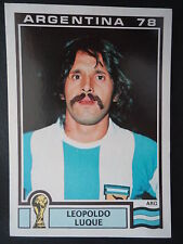 Panini 106 Leopoldo Argentina WM 78 World Cup Story