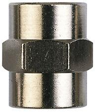 """1/4"""" Bsp Female Barrel Socket Pressure Washer Lance Jet Nozzle Holder Adaptor"""
