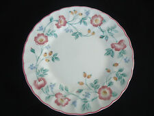 churchill  england briar rose bread & butter plate