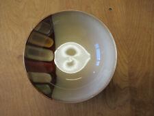 "Sango ELEMENTS BROWN Soup Cereal Bowl 7 5/8"" 1 ea   1 available"