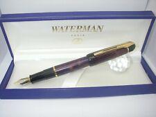 Stilografica Stylo Waterman Kultar Vintage - Converter - Nib Waterman medio/F