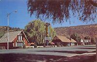 Durango Colorado 1970s Postcard SunSet Motel