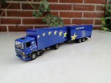 1:50 TEKNO DAF ATI 360 EURO TRAILER V GOOD CONDITION RARE!! (K1)