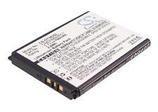3.7 V Batteria per Alcatel One Touch 600A, ot-223, OT-105A, One Touch S320 Li-ion