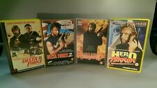 Chuck Norris Ex Rental Big Box VHS collection