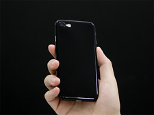 iPhone 7 Super Slim Fit Case in Jet Black