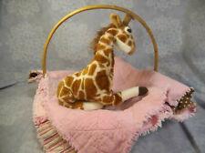 """14"""" Unipak Giraffe Girrafe Plush African Jungle Safari Savannah 2015"""