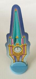 2005 Pretty Pretty Princess Cinderella Game Replacement Parts CLOCK TOWER