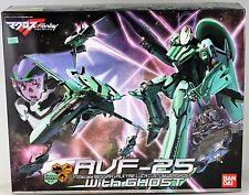 1/72 RVF-25 Messiah Valkyrie Luca machine With ghost Macross F Frontier
