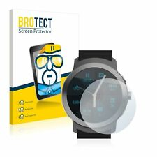 LG Watch Sport , 2x BROTECT® HD-Clear Screen Protector Crystal-clear coated