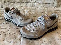 best sneakers a28ba 2d7f9 RARE Nike Air Max 2014 Wolf Cool Grey Black Sz 8.5 621077 020 360 90 1