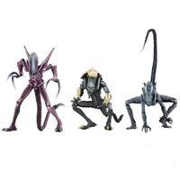 "Predator vs. Alien AVP Arcade Edition Game Alien Action Figure  PVC 7"" NIB"