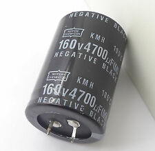 Electrolytic Capacitor 160V 4700uF 35x50mm can replace 125V 100V New #J581 lx