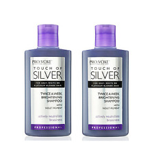Touch Of Silver Twice A Week Brightening Shampoo 2 x 150ml