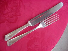 OKA 129 Paris 90 versilbert Frühstücksbesteck / Abendbrotbesteck eine Person