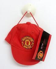 Manchester United Official - Car Window Accessory - MUFC Mini Car Cap Mascot