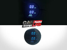 52mm Dual Air Pressure Gauge Blue LED endless Vi-air ARB board suspension BAR