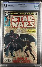 Star Wars #44 1981 CBCS Graded 9.8 WHITE Pages