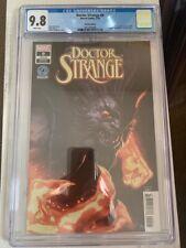 Doctor Strange (Volume 4) #9 CGC 9.8 Fantastic Four Villains variant