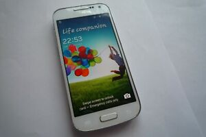 Samsung Galaxy S4 mini GT-I9195 - 8GB - White Frost (Unlocked) Smartphone 1408