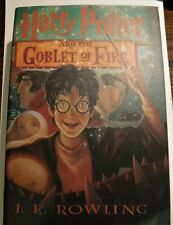 Brand New Harry Potter And The Goblet Of Fire Book 4 by J. K. Rowling.