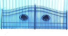 Ornamental Iron Driveway Entry Gate 16Ft Wd Ds Includes Shipping* Residential
