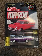 NEW Rare RC Hot Rod Mag #36 '57 1957 Ford Ranchero 1 of 19,997 Silver & Purple