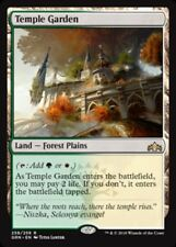 [1x] Temple Garden - Foil [x1] Guilds of Ravnica Near Mint, English -BFG- MTG Ma