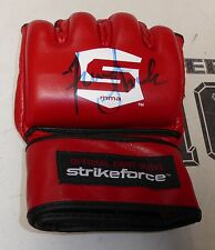 Frank Shamrock Signed Official StrikeForce Fight Glove PSA/DNA COA UFC Autograph