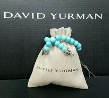 DAVID YURMAN Spiritual Bead Bracelet with Turquoise 8mm