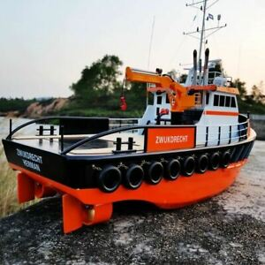 """Shoalbuster Multifunctional Ship 1/36 650 Mm 25"""" RC Tugs & Working boat"""