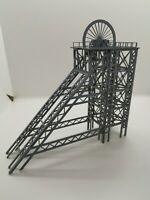 N Gauge Coal Mine Colliery Pit Head Winding Gear N-SCENIC