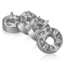 4x1143 To 4x1143 Wheel Spacers Adapters 38mm Thick 12x15 Studs For 4 Lug 4pc Fits Ford
