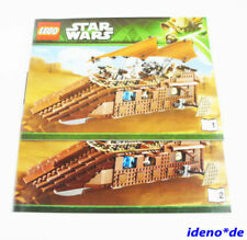 Jeux de construction Lego jabba Star Wars