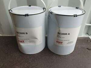 10 Kg CHT SE3000 AB 2 Part Addition cure silicone encapsulant,Potting Compound