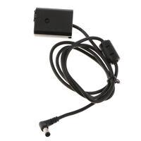 AC-PW20 DC Coupler Dummy Battery Adapter for Sony Alpha NEX7 NEX6 NEX5 NEX3