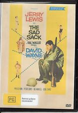 THE SAD SACK JERRY LEWIS   ALL REGION DVD