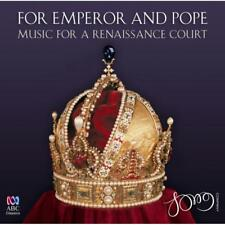 Song Company The - For Emperor And Pope NEW CD
