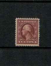 US Scott 377 Washington-Franklin 4c, XF Jumbo Mint OG H