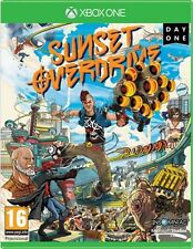 Sunset overdrive Xbox One PAL