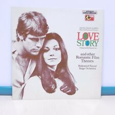 """33T LOVE STORY Film Vinyle LP 12"""" Francis LAI -HOLLYWOOD SOUND STAGE ORCHESTRA"""