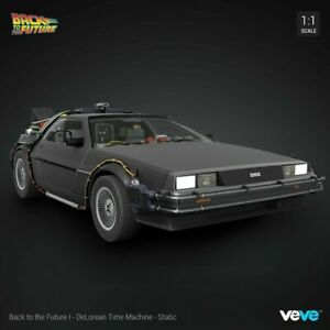 VEVE NFT RARE DELOREAN  Sold Out First Edition Back to the Future