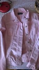 Pink Jacket Jacket CONTE OF FLORENCE SISE 44 OR 12-14