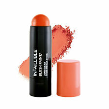 L OREAL PARIS INFAILLIBLE FARD A JOUES STICK BLUSH PAINT TANGERINE PLEASE 7GR