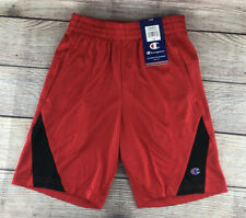 Champion Athletic Shorts Boys Size 10/12 - Red - NEW