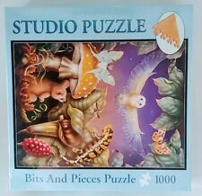 NEW SEALED BITS AND PIECES 45973 Studio Puzzle 1000  Rosiland Solomon's