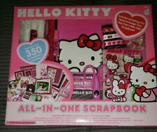 Hello Kitty 350 Pieces All-In-One Scrapbook ages 6+